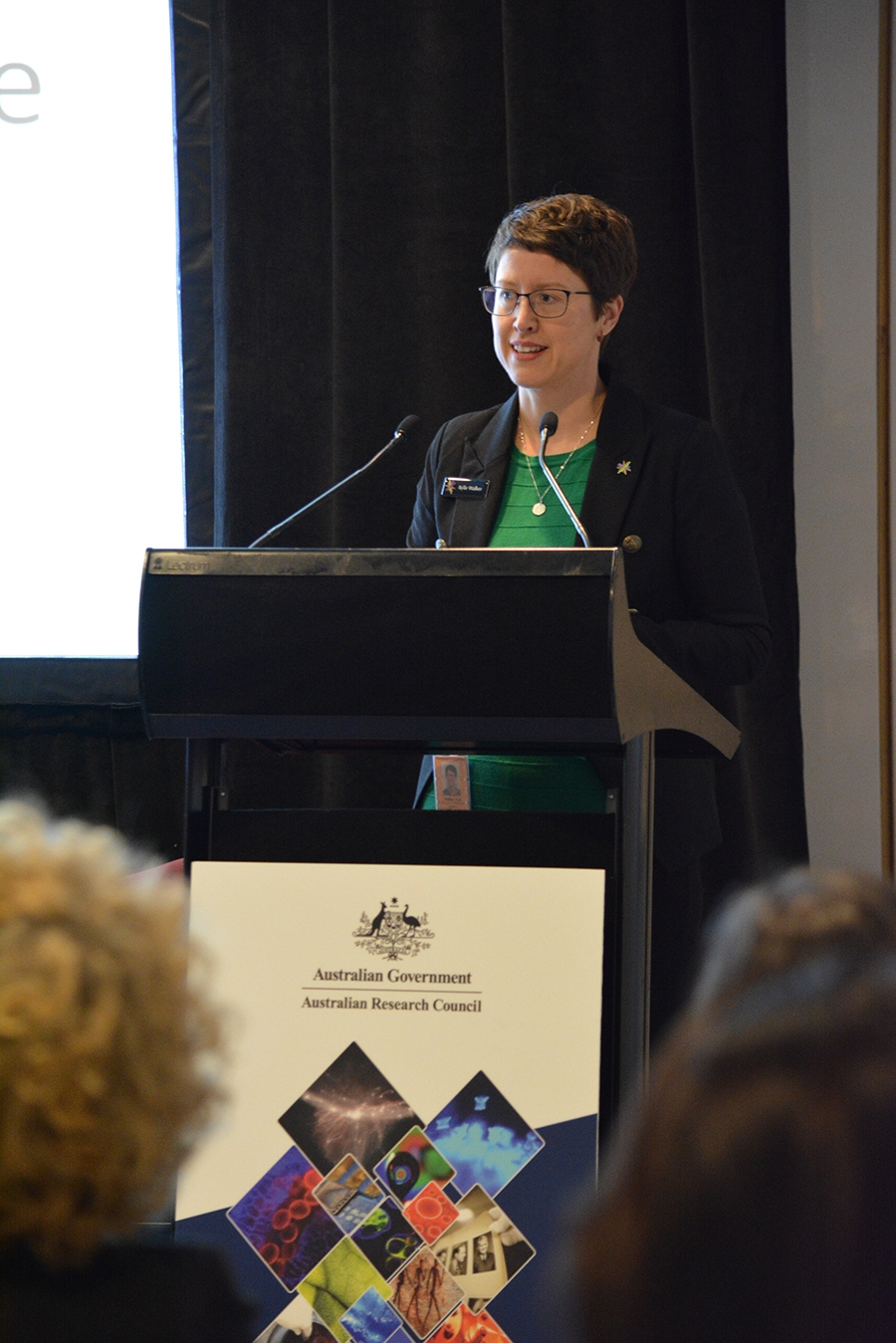 Kylie Walker, Chief Executive Officer, Science Technology Australia
